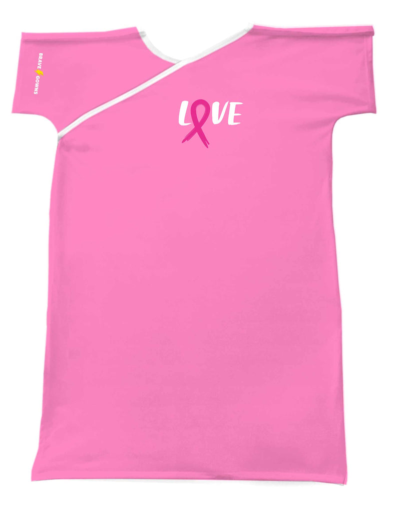 GO PINK FOR LOVE