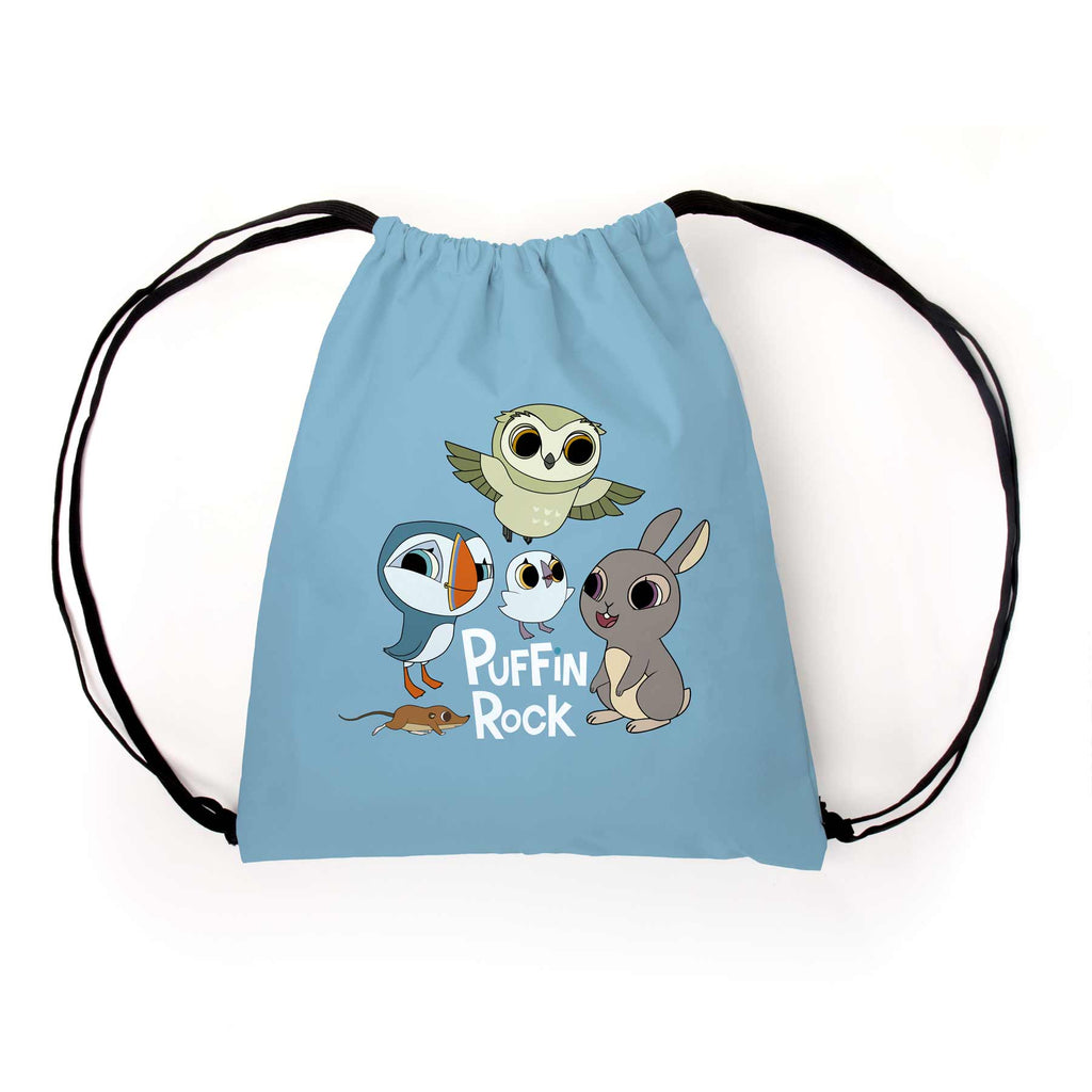 Puffin Rock Friends Backpack