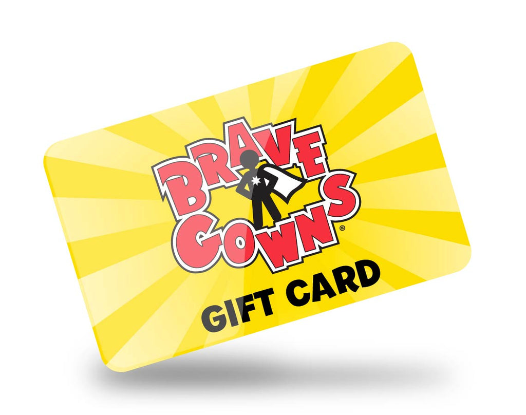 BRAVE GOWNS GIFT CARD