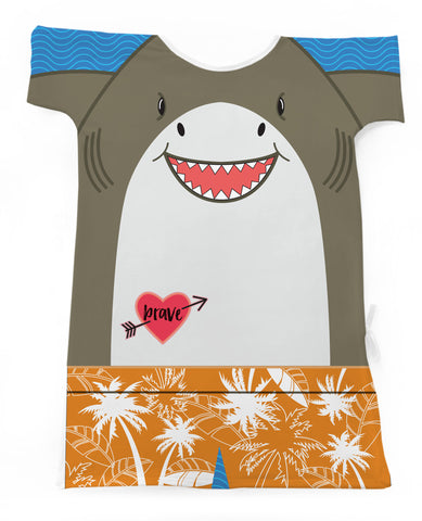SHARK BRAVE GOWN
