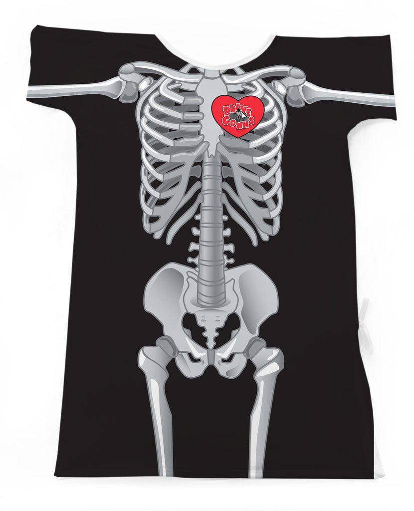Mr Bones Has A Heart