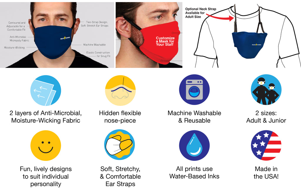 DESIGN YOUR OWN NECK GAITER