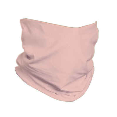PALE BLUSH GAITER