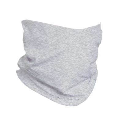 HEATHER GRAY NECK GAITER