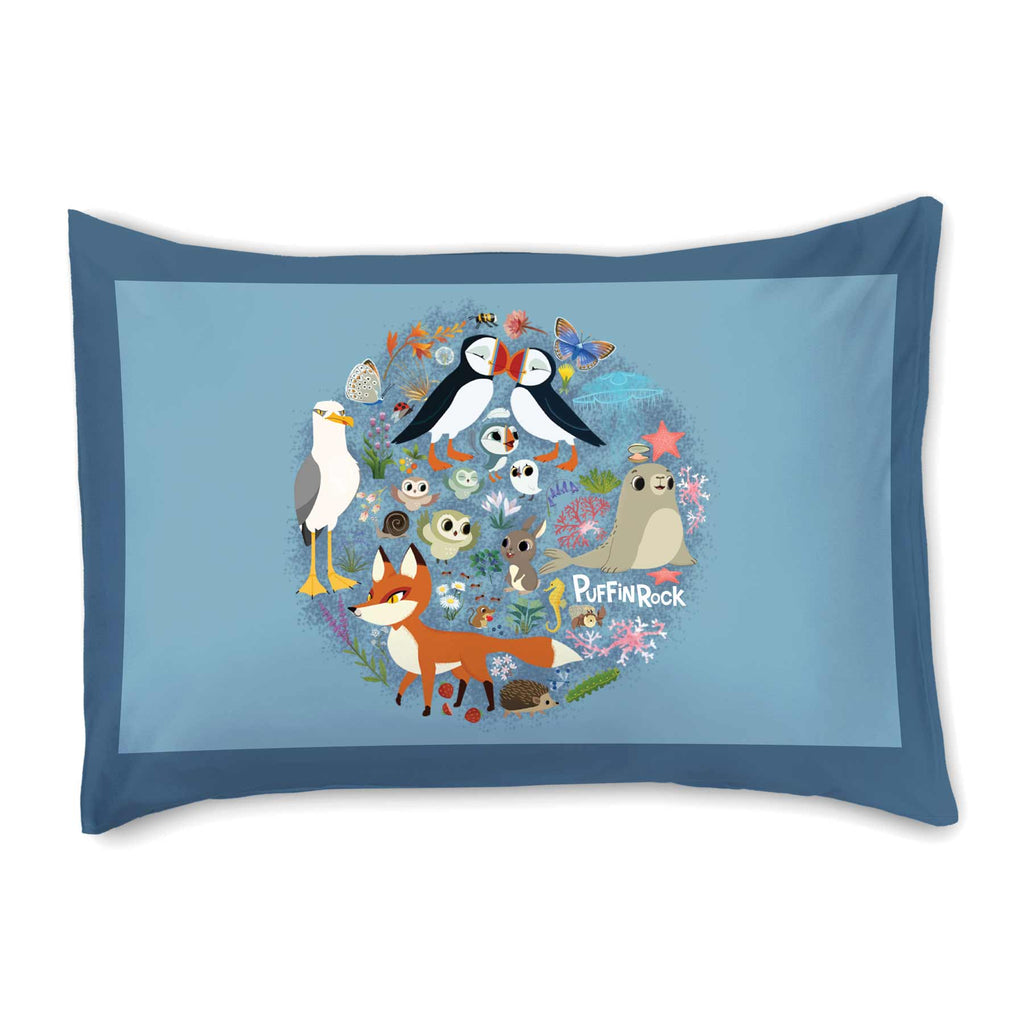 Circle of Friends Pillowcase
