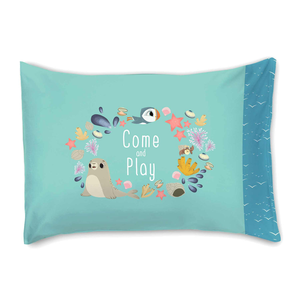 Silky & Friends Pillowcase