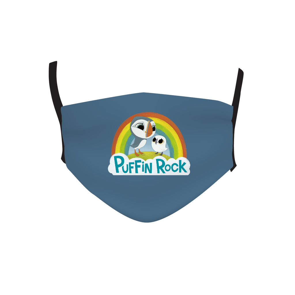 Puffin Rock Rainbow Mask