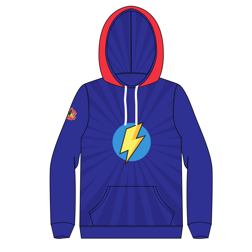BRAVE YOUTH HOODIE