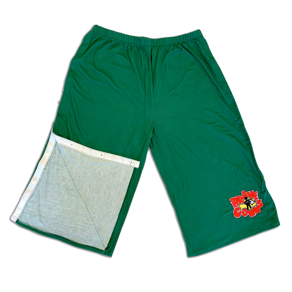 PANTS-SIZE 12-GREEN