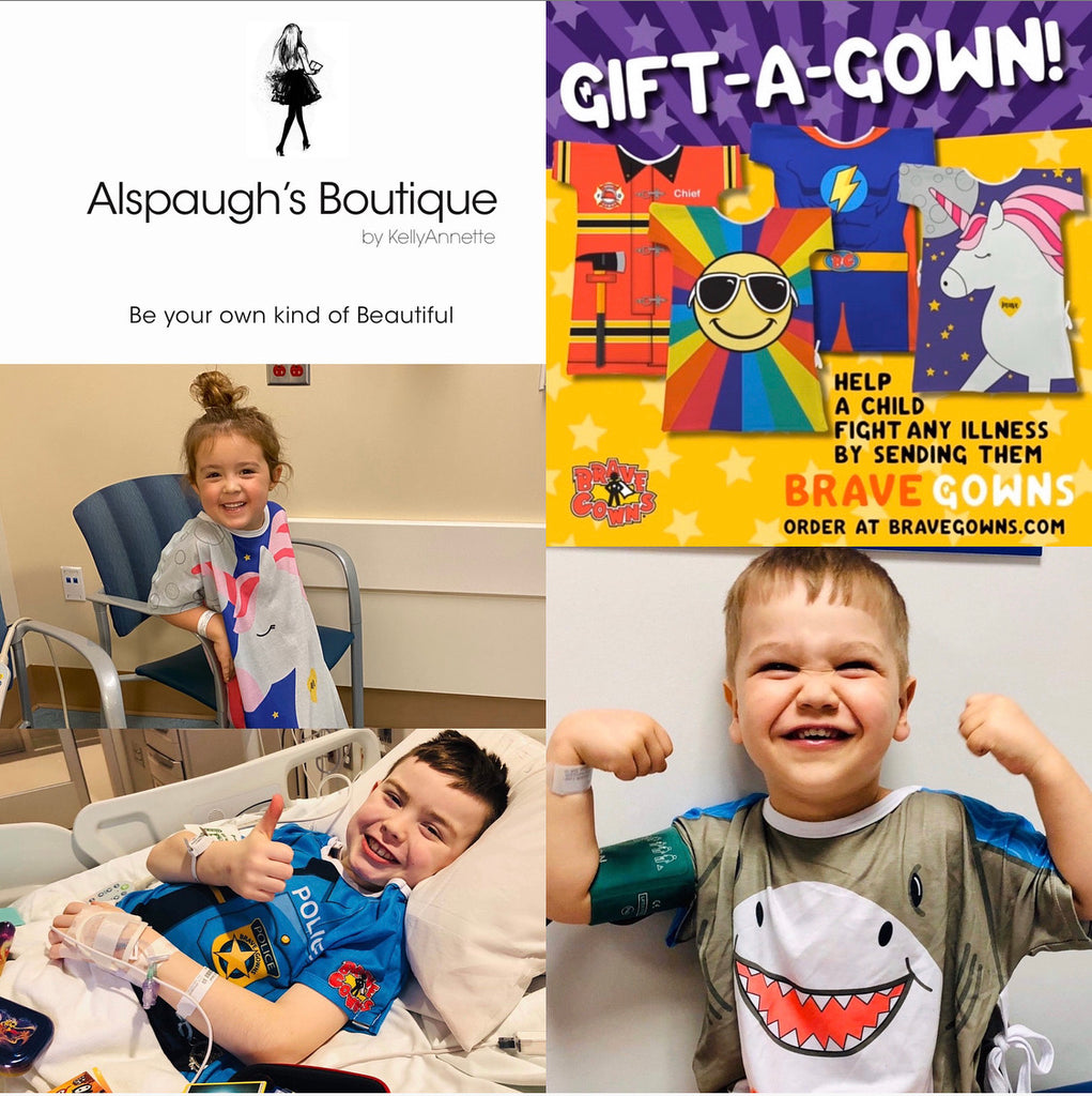 Spread Blessings In Children's Hospitals With Your Friends At Alspaugh's Hardware & Boutique
