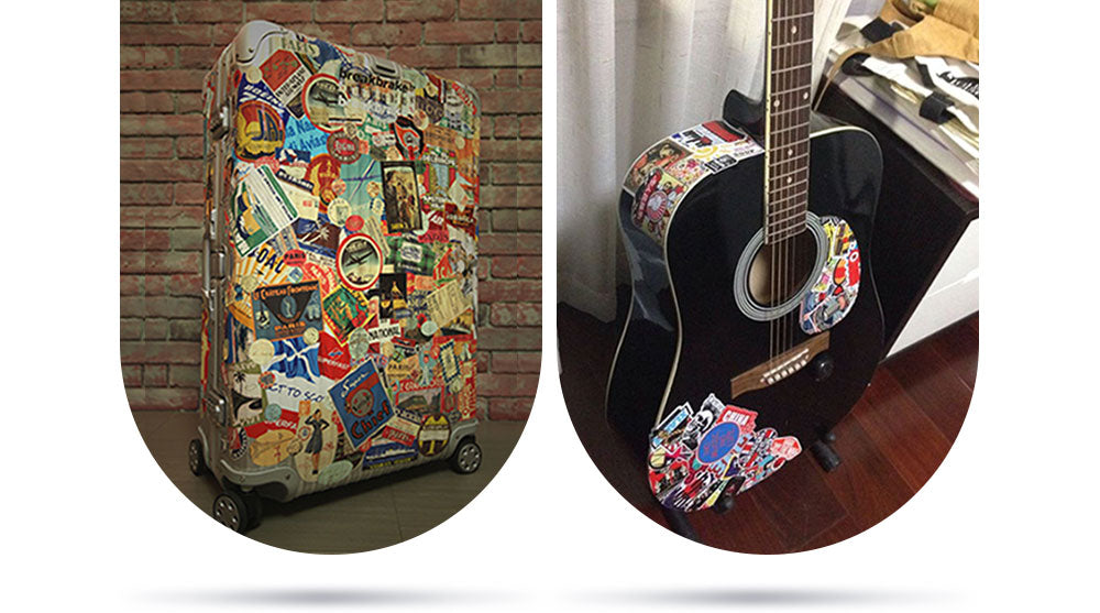 can used to decorate you Guitar and etc.