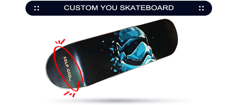 Custom You Skateboard