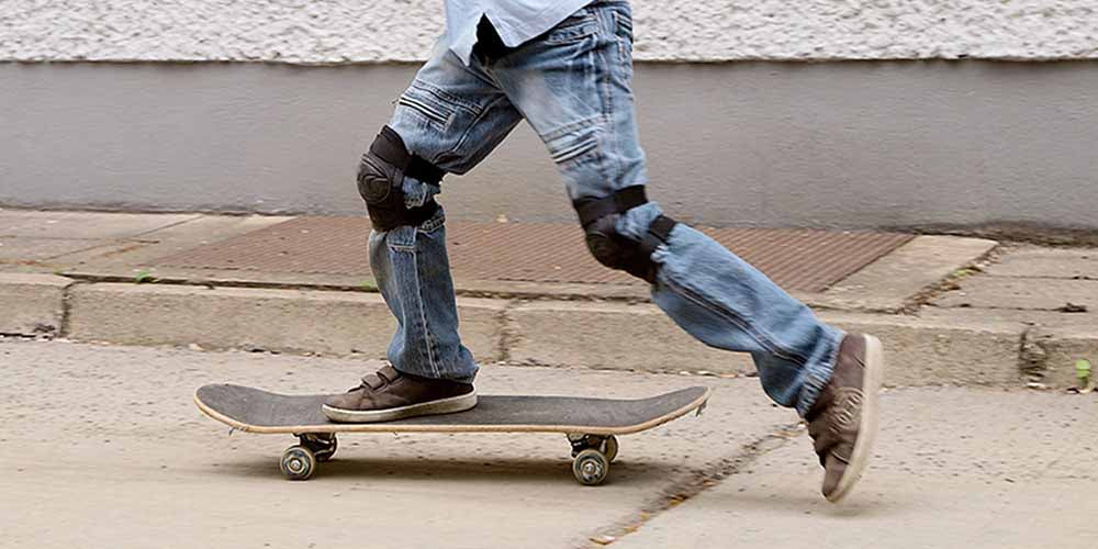 Skateboarding and the Grip Tape