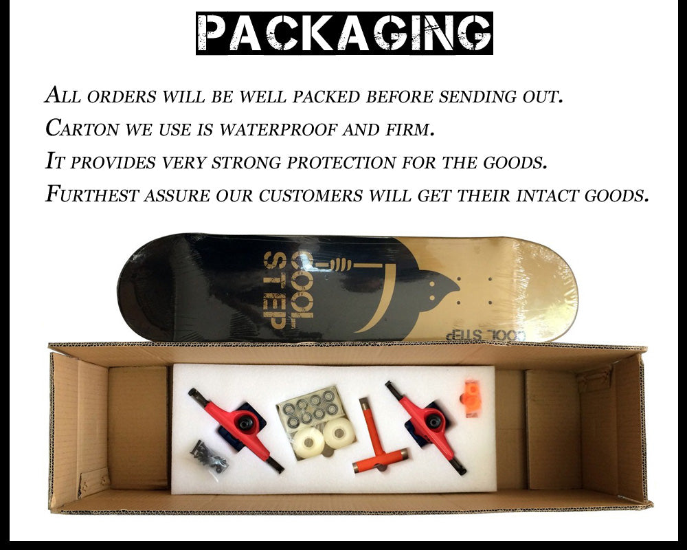 Pavoz Deck Package