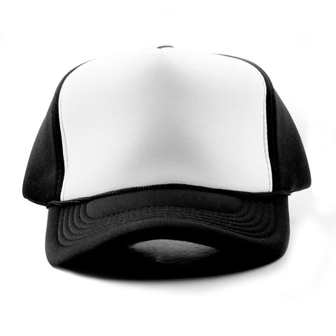 Pavoz Cotton Black White Hat - Pavoz