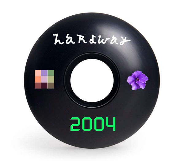 Skateboard Wheels For Street 52mm 100A Set Custom