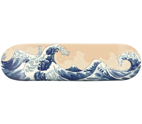 Skateboard Deck Graphics Custom Hand Painted Deck 32X8