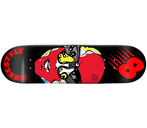 Butterfly Effect - Skateboard Deck Graphics Custom Hand Painted Deck 32X8