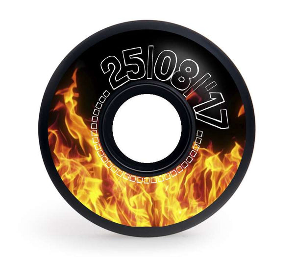 Skateboard Wheels On Sale 52mm 100A Set Custom