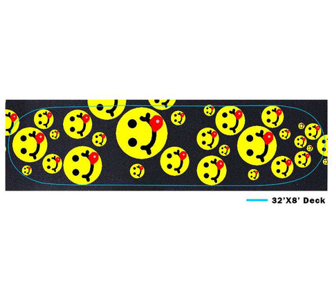Pro Skateboard Grip Tape Custom 9x33