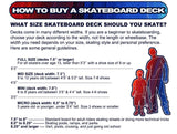 Skateboard Deck Graphics White Speed Hand Painted Deck 32X8 - Pavoz