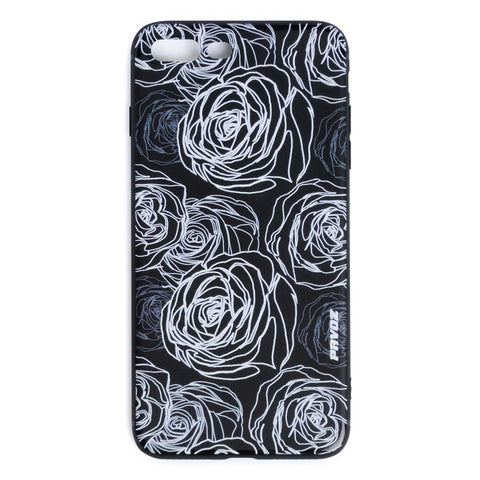 Hard Plastic Case For iPhone 7 plus Rose