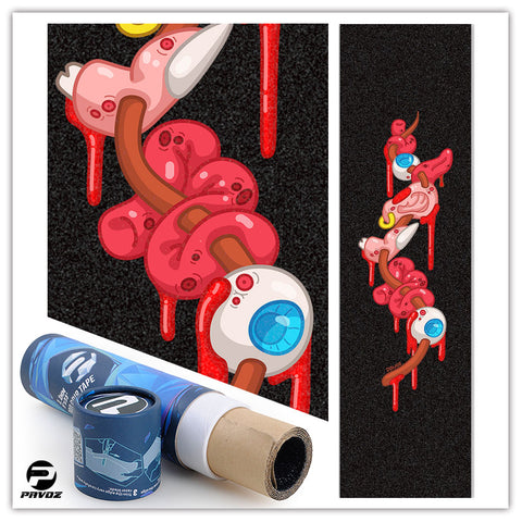 Pro Grip Tape Patterns 2.0 BBQ Limited - Pavoz