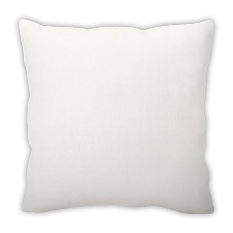 Personalized Throw Pillow High Quality Cushion Square 20X20 Inch Custom Included Inner Pack