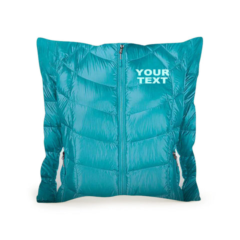 Throw Pillow Printing Cushion 45x45 Down Jacket Included Inner Pack Easy Custom