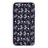 Hard Plastic Case For iPhone 6/6s plus Flowers - Pavoz