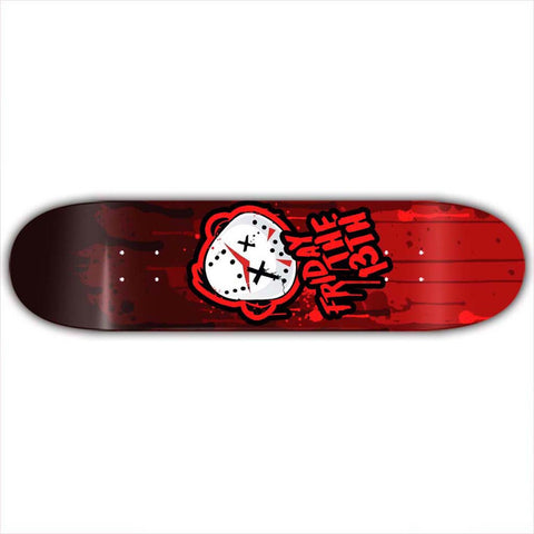 Skateboard Deck Graphics Hand Painted Deck Blind Monkey 13th 32X8 Easy Custom