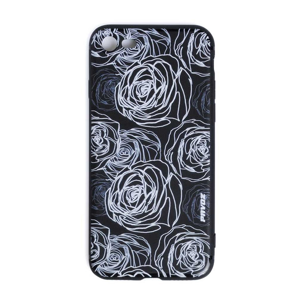 Hard Plastic Case For iPhone 7 Rose - Pavoz