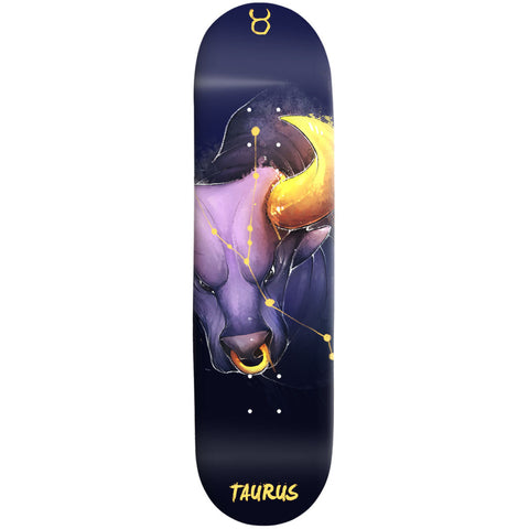 Skateboard Deck Design Your Own Hand Painted Deck Taurus 32X8 Easy Custom - Pavoz