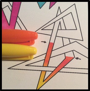 How to: Color shading With Alcohol Sketch Markers in 5 easy ...
