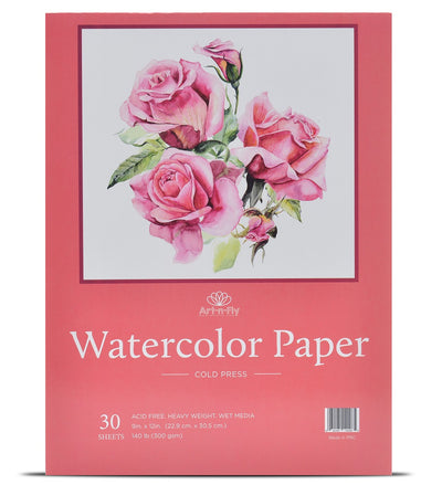 300g watercolor paper sketchpad 300gsm water color paper