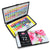 72 Watercolor Set - Ultimate Set with Metallic, Pastels, Skin Tones and Other Vibrant Shades!
