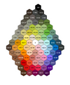 Art-n-Fly Hex Chart - Hex Color Chart