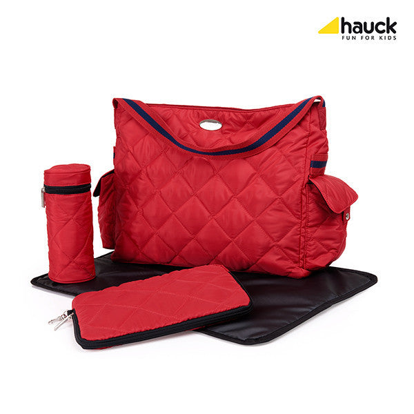 Hauck Gino Bag  Red