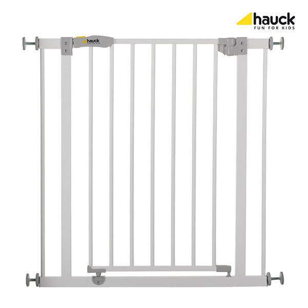 Hauck Open'n Stop Safety Gate (74- 81cm) White