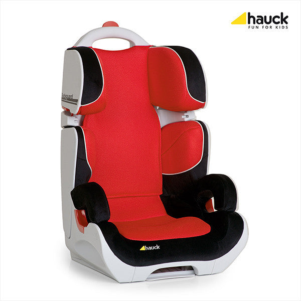Hauck Body Guard Black Red