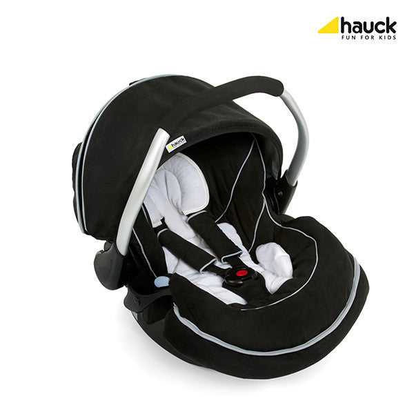 Hauck Zero Plus Select Black Black