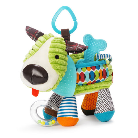 Skip Hop Bandana Buddies Activity Toy Puppy