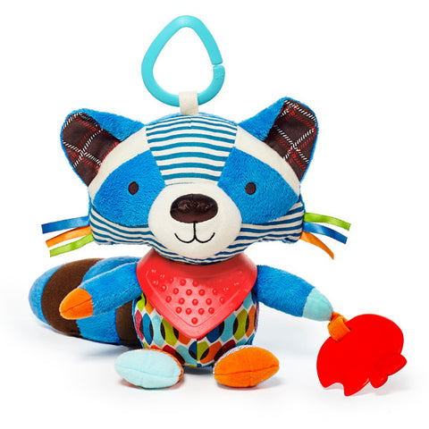 Skip Hop Bandana Buddies Activity Toy Raccoon