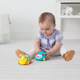 Skip Hop Explore & More Pull & Go Car Bee
