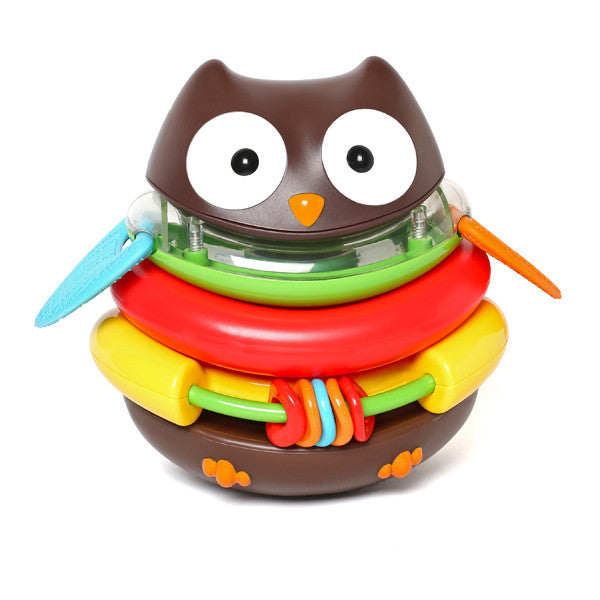 Skip Hop Explore & More Rocking Stacker Owl