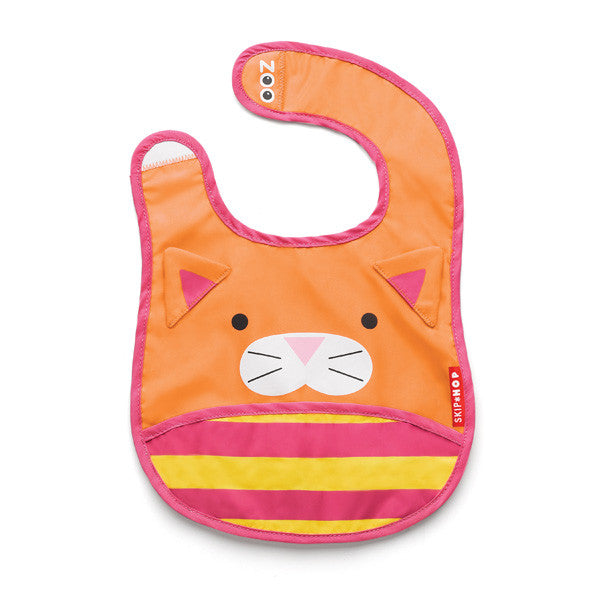 Skip Hop Zoo Bib Cat