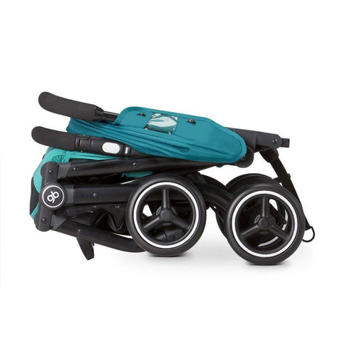 GB -  Qbit+ Stroller - Monument Black | غب - كبيت + سترولر - نصب أسود
