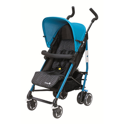 Safety 1st Compa'City with bumper bar - BLUE
