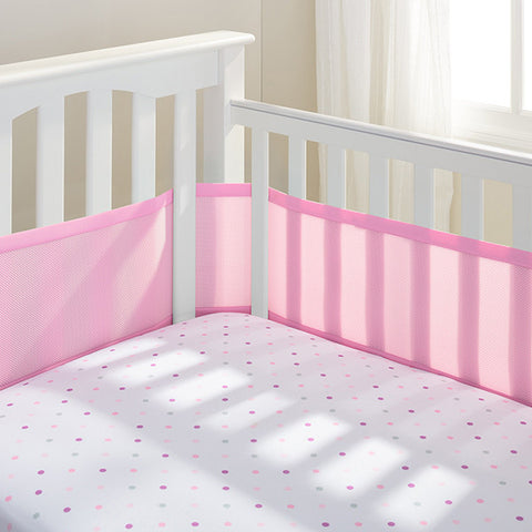 Breathable Baby MESH LINER - PINK
