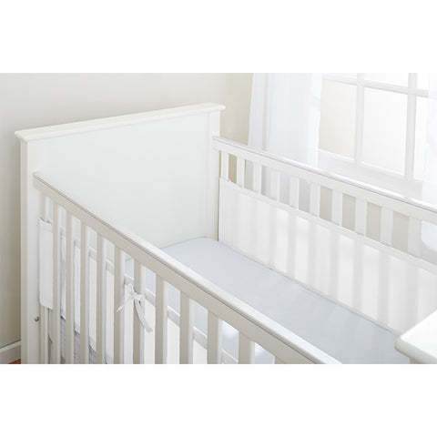 Breathable Baby 2 SIDED MESH LINER - WHITE
